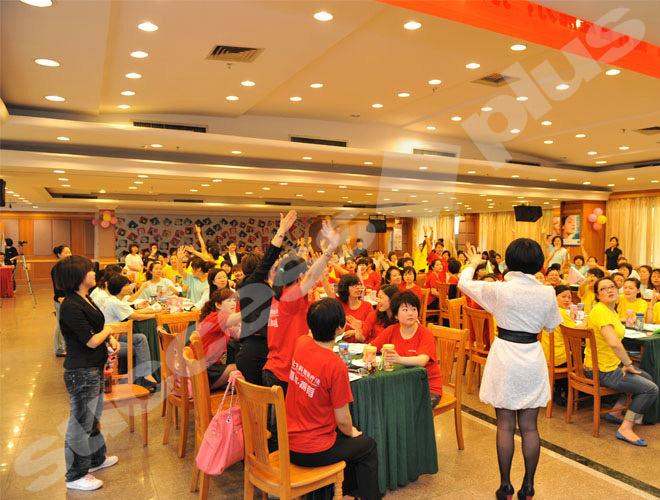 加盟店-顾客教育-魅力领袖营