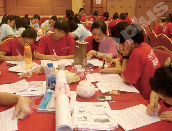 加盟店-顾客教育-深造-技术精英训练营