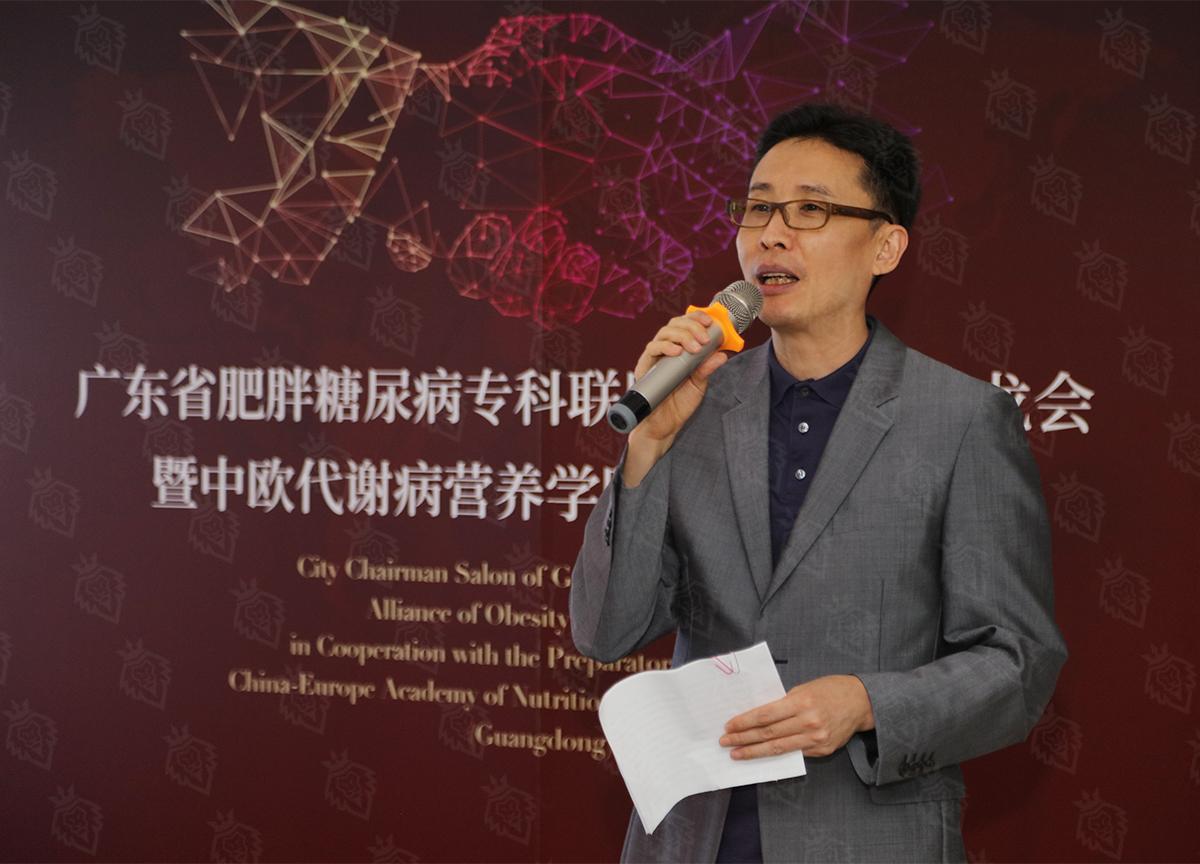 SMI瑞士医疗国际集团中国项目代表,瑞士领誉医疗集团合伙人林刚先生