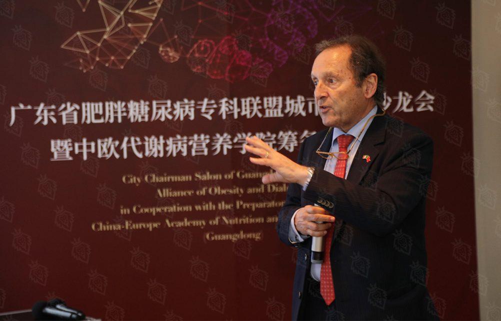 瑞士领誉医疗内分泌及代谢病中心院长、罗马医科大学医院内分泌及代谢病学教授保罗·伯兹利