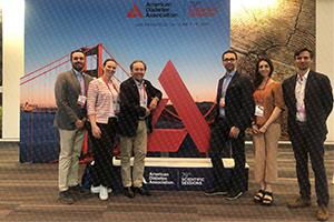 2019年6月7日-11日,第79届美国糖尿病学会(ADA)在美国加州的旧金山成功举办,这是世界上最大、最重要的糖尿病会议。