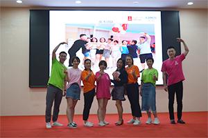 瑞士微科2019年7月8日至11日在广州莲塘印象生态旅游度假区开展了为期四天的内训活动。